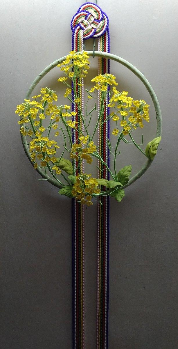 菜の花の平薬